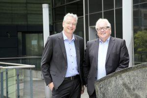 Vater und Sohn: Carsten (l.) und Johannes Müller teilen sich die Geschäftsführung und erweitern das Spektrum (Foto: BDU)