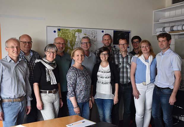 Landesgartenschau Team