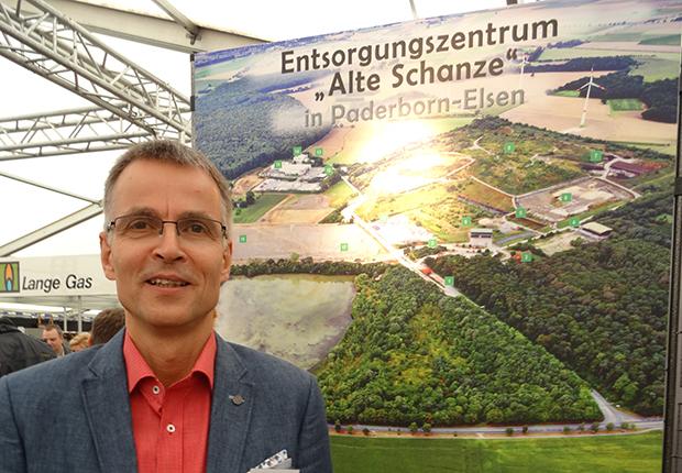 Die neue Wertstofftonne macht sich gut im Kreis Paderborn. (Foto: A.V.E. Eigenbetrieb)