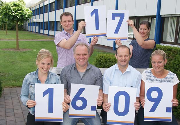 Der MBH-Benefizlauf geht in die 10. Runde! (Foto: MBH Maschinenbau & Blechtechnik GmbH)