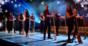 Eine ausgefeilte Show trifft auf authentische Tanzkunst (Foto: Paulis)