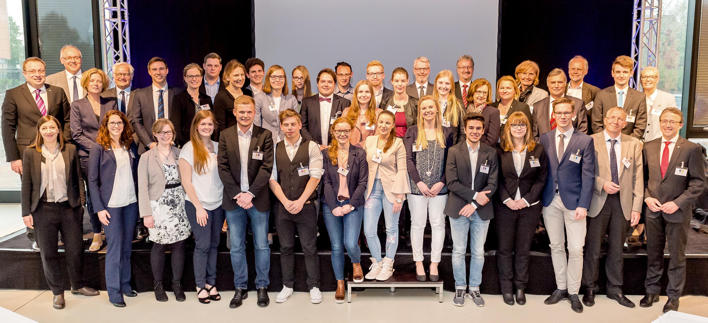 Auf dem Campus Lippstadt werden die Stipendien vergeben (Foto: Maranso Fotografie für die HSHL, Oliver Felchner)