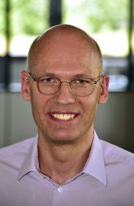 Markus Hartmann ist seit dem 1. Juli 2017 im Vorstand vertreten