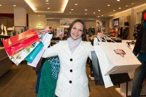 Einkaufen macht Kunden glücklich - manchmal auch am Sonntag (Foto: pixabay)