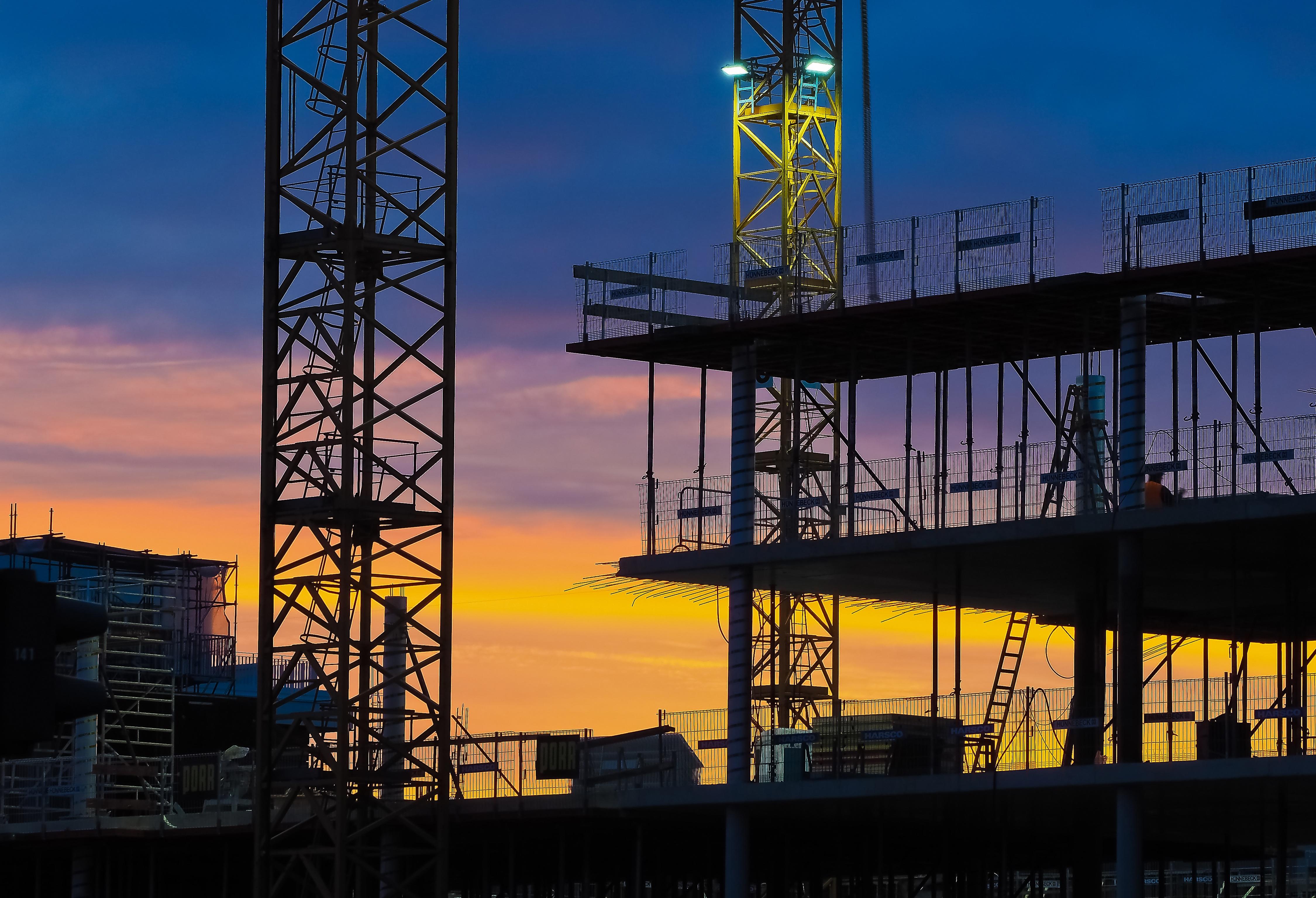 Bau-Boom: Die Deutschland.Immobilien AG investiert 400 Millionen Euro (Foto: MichaelGaida@pixabay)