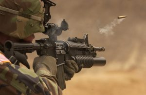 Auch ein hoher Anteil an Waffenexporten behindert die Ziele der Agenda 2030