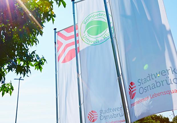 Die Stadtwerke Osnabrück wollen Unternehmen Lebensqualität für die Stadt sein (Foto: Stadtwerke Osnabrück AG)