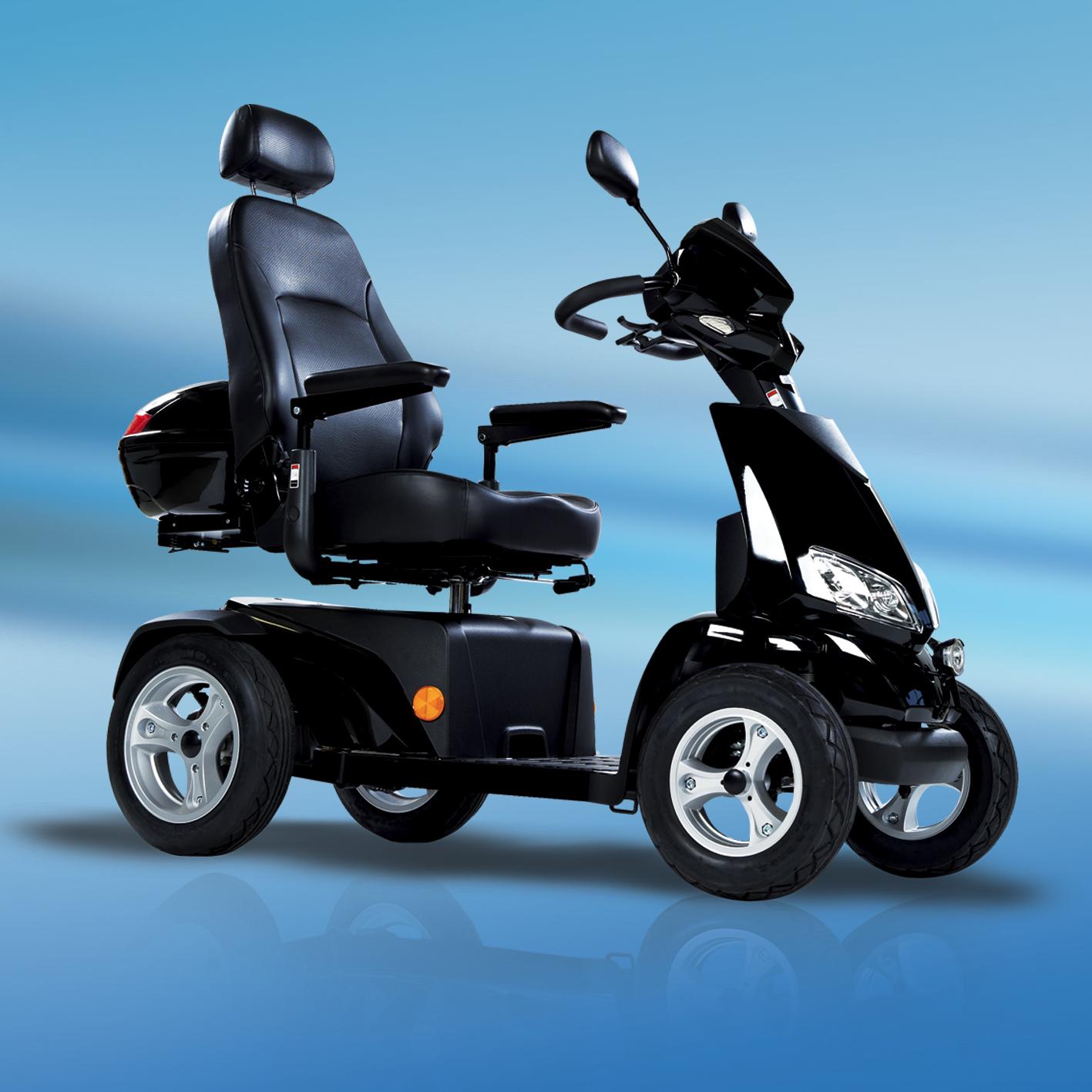 Modern designt und umweltfreundlich: Vision 6 von EMG Elektromobile (Foto: EMG)