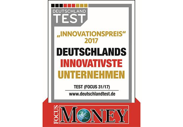 Die Gauselmann Gruppe gehört zu den innovativsten Unternehmen Deutschlands und wurde mit dem DEUTSCHLAND TEST-Siegel ausgezeichnet. (Bild: FOCUS MONEY)