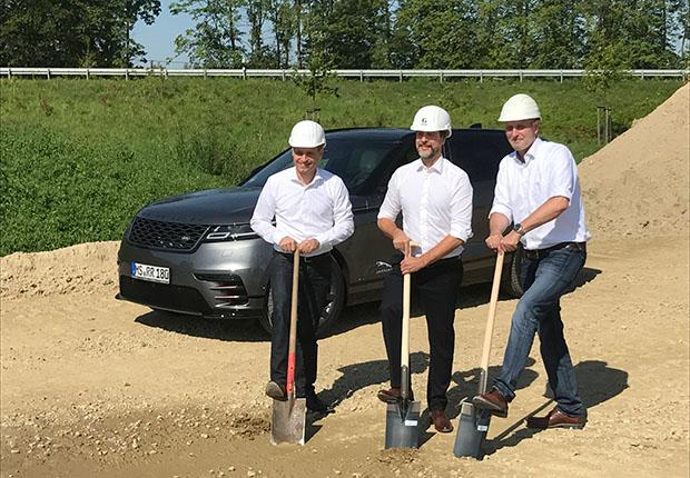 Stopka Münster investiert: Rund 5,5 Millionen Euro wird das Unternehmen, das zu der  Autohausgruppe NagelCarGroup gehört, in den Neubau investieren.