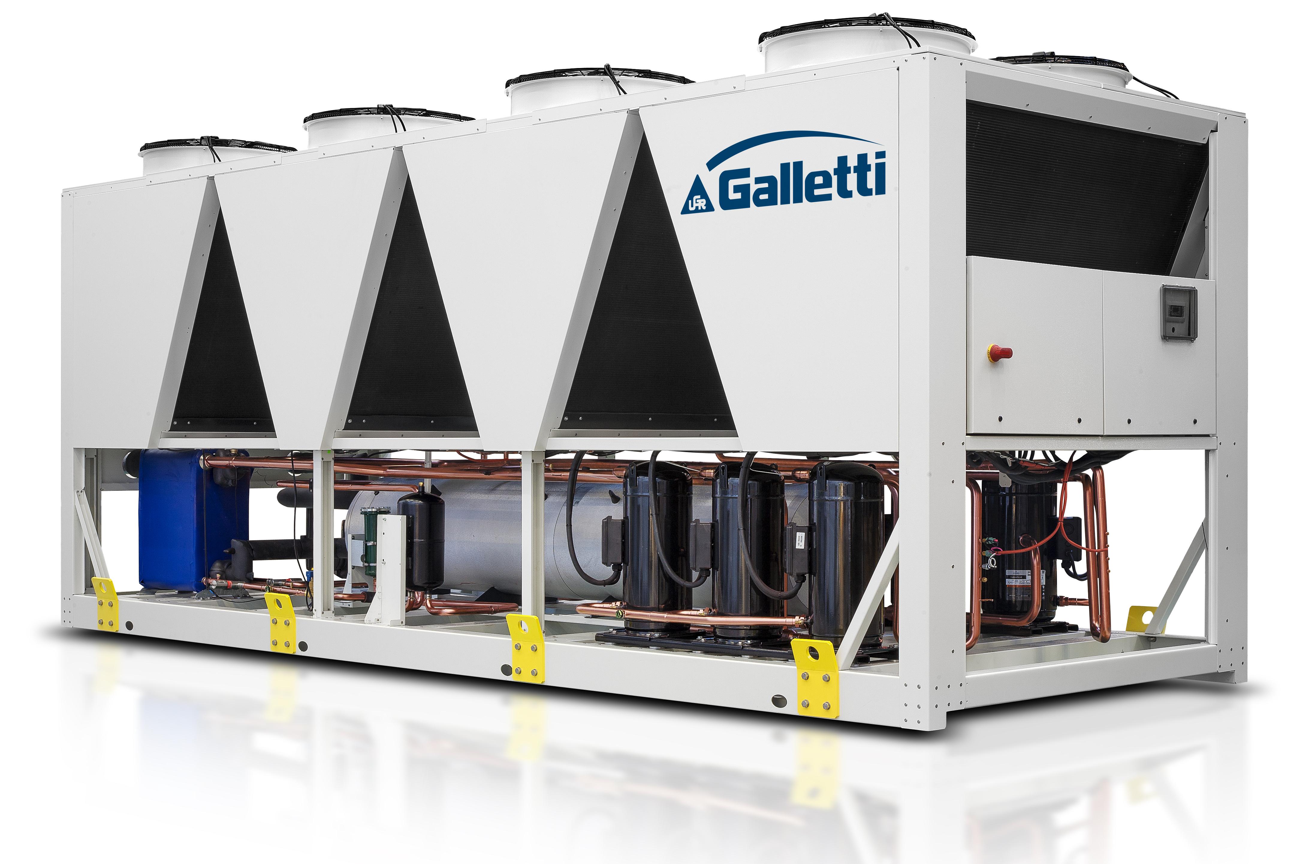 Soll noch effizienter für ein gutes Raumklima sorgen: die V-IPER aus der Galletti-Serie (Foto: Kaut)