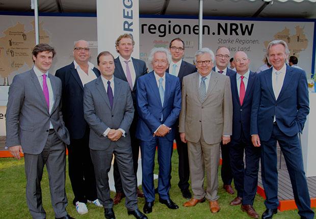 NRW ist bunt - das war das Motto vergangene Woche auf dem Sommerfest
