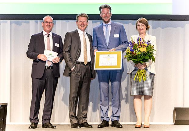 HARTING wurde mit dem Railsponsible CSR-Award ausgezeichnet