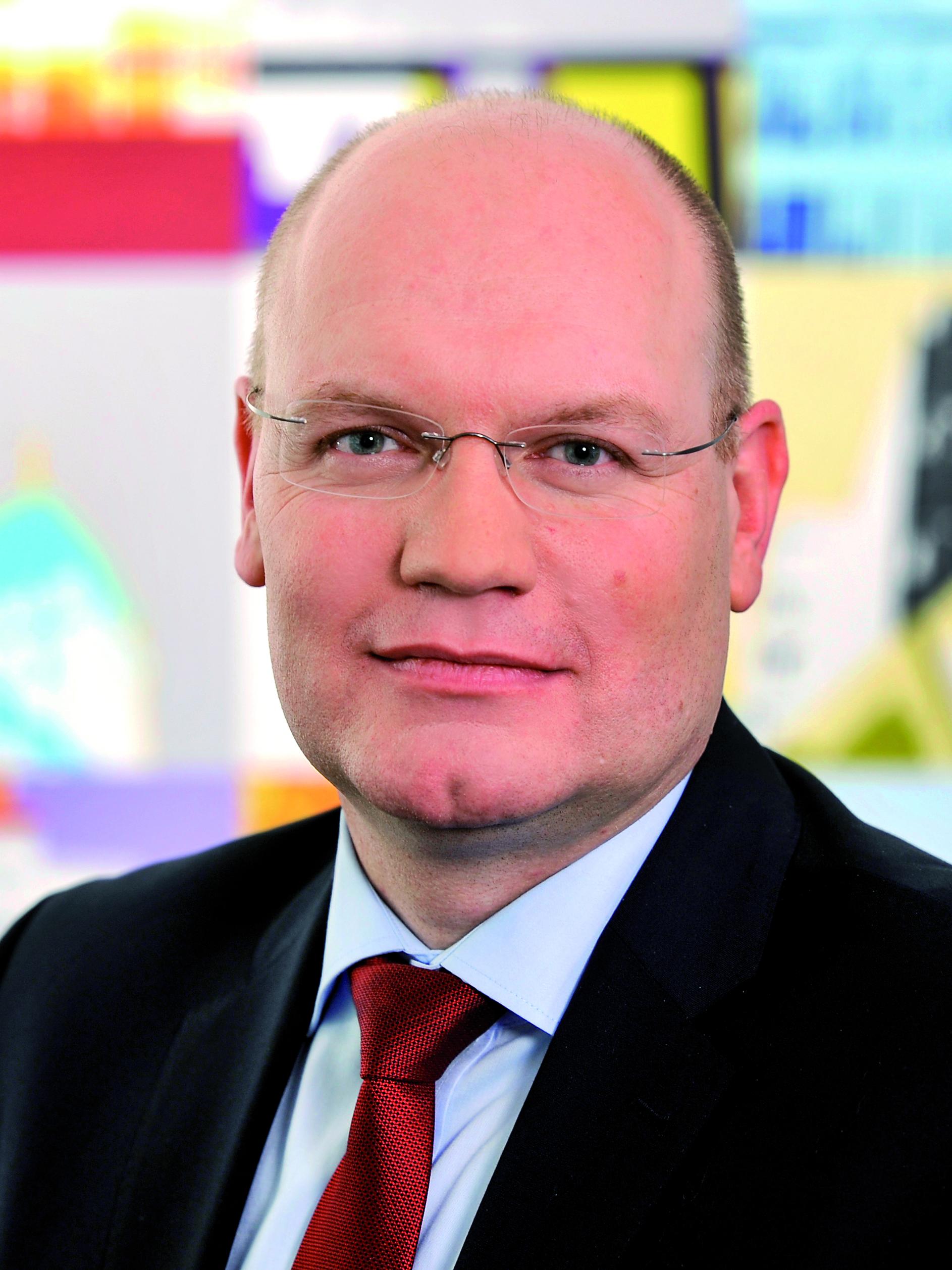 Detlef Wrede von der HLB Stückmann in Bielefeld informiert über das neue EU-Geldwäschegesetz (Foto: Stückmann)