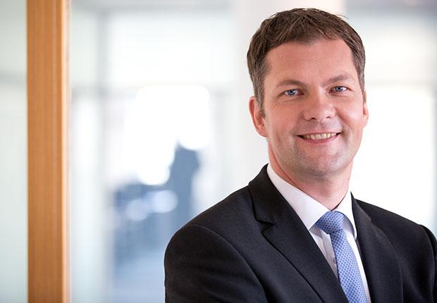 Dr. Alexander Edelmann (44), neu in der Geschäftsführung