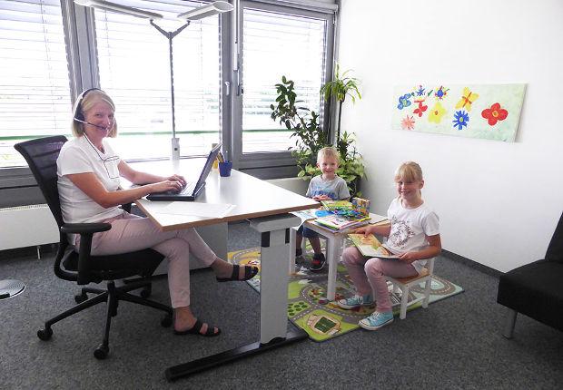 Arvato Systems realisiert das Eltern-Kind-Büro-Projekt. (Foto: Arvato Systems)