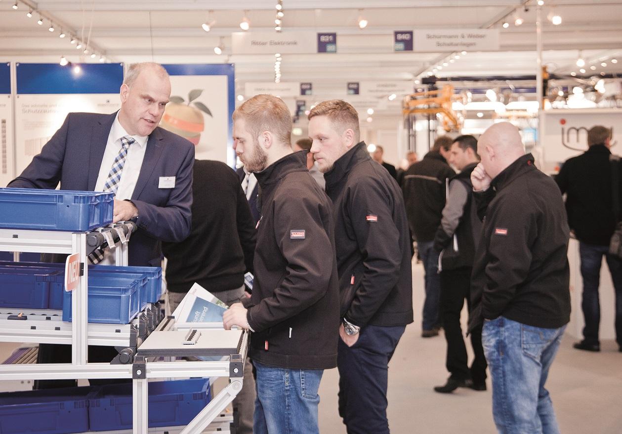 Hotspot für die Maschinenbaubranche - die FMB startet wieder im November (Foto: Clarion Events)