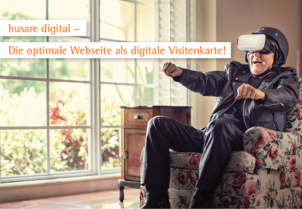 husare digital – Breakfast-Meeting am 20.10.17