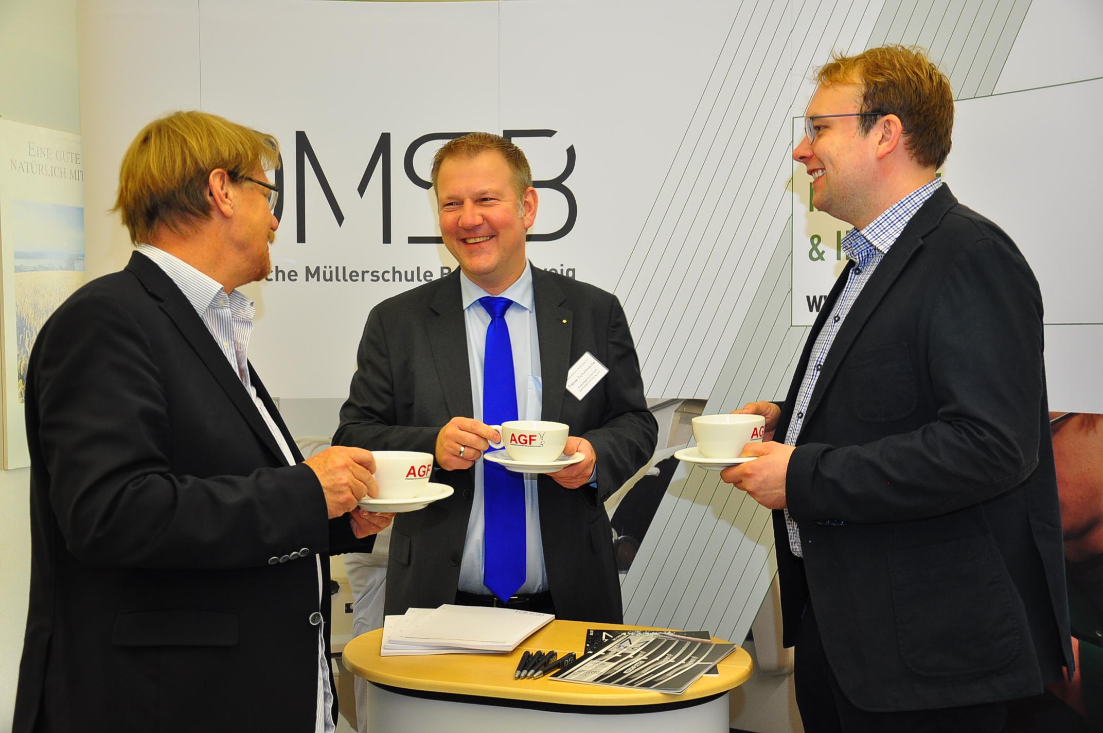 Bei der aktuellen Tagung der Arbeitsgemeinschaft Getreideforschung (AGF) wurde über Entwicklungen in der Müllerei diskutiert (Foto: AGF)