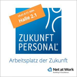 Messe Zukunft Personal, Halle 2.1
