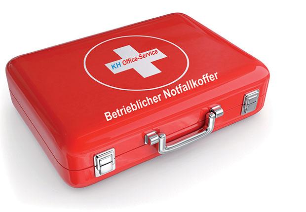 Die Kreishandwerkerschaft hat eine elektronische Akte als betrieblichen Notfallkoffer erarbeitet, zum regeln betrieblicher und privater Belange.