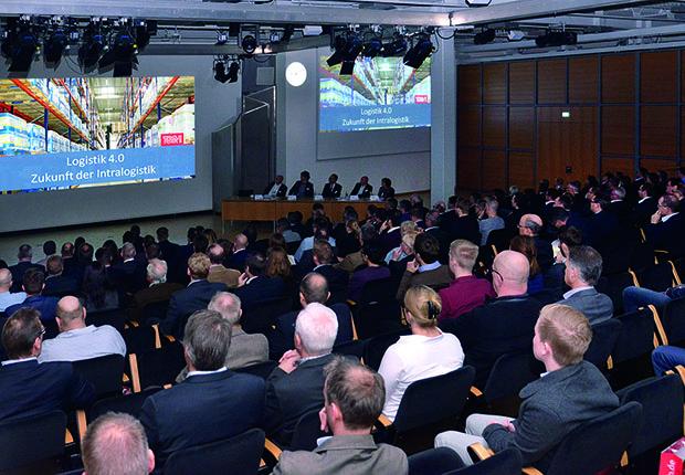 Das TEAMLogistikforum findet am 28.11.2017 in Paderborn zum 18. Mal statt.