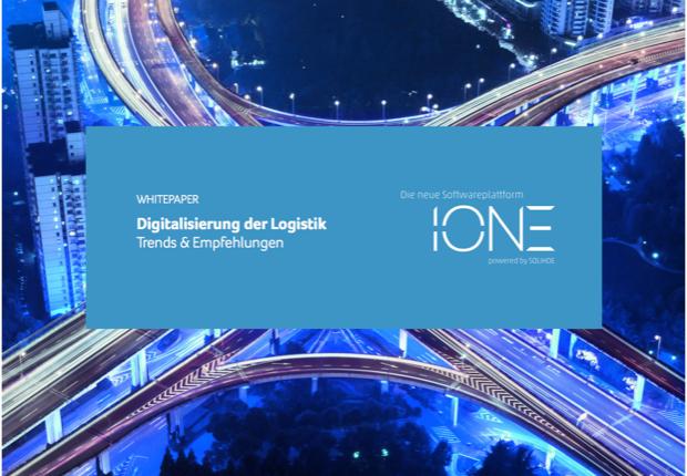 Neues Whitepaper zur Digitalisierung der Logistik