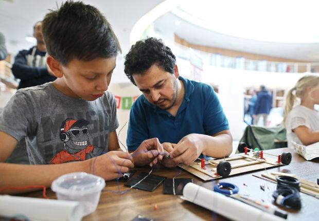 GENIALE-Konzept als Grundlage für geplantes Wissenschaftsprojekt in der Innenstadt