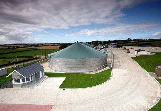 Die Voraussetzungen für den Ausbau des Biogasanlagen-Bestandes in Irland sind gut. Landwirtschaft und die Abfallbranche haben ein großes Biomassepotenzial.