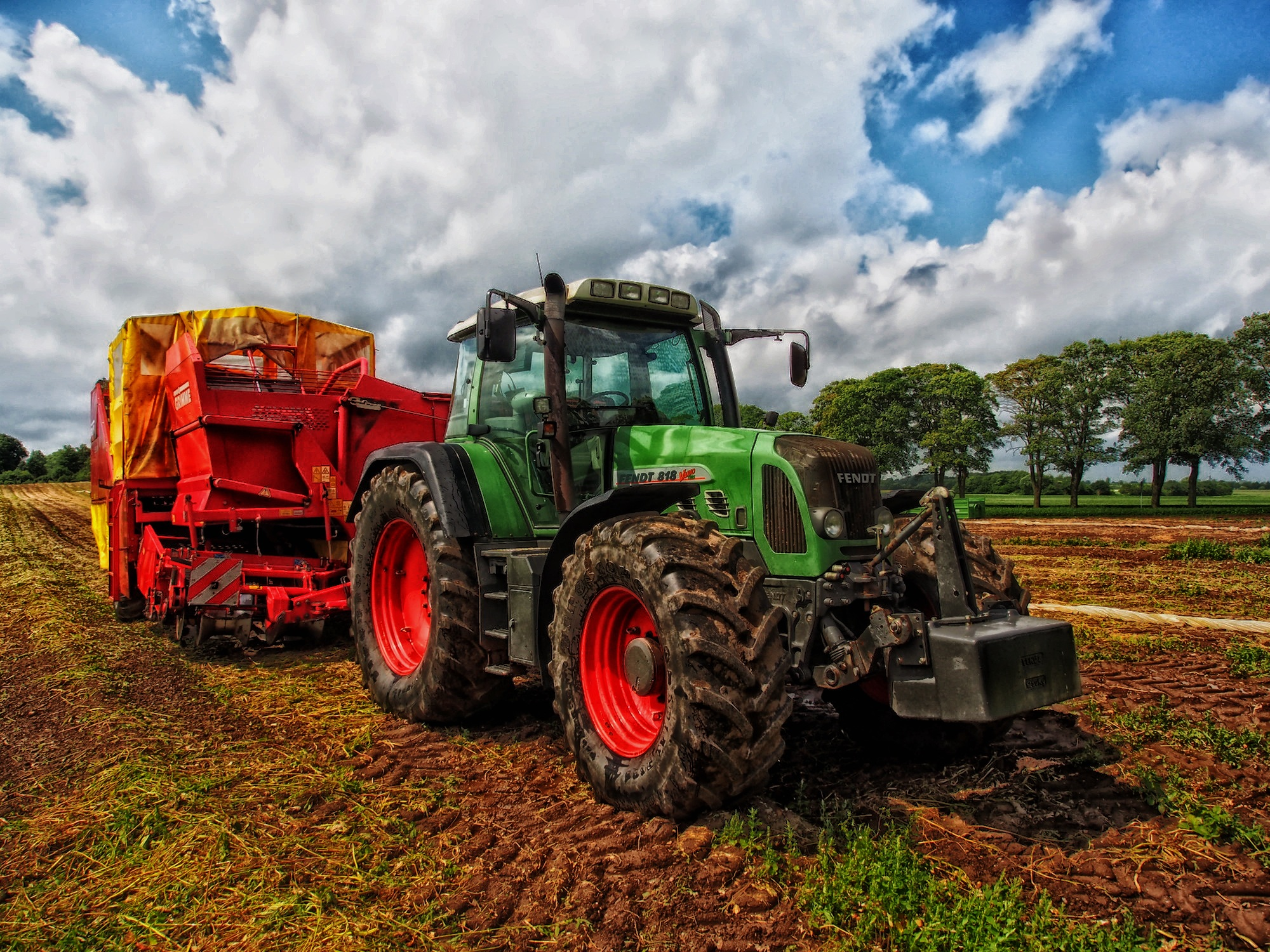Auf der Messe AgriFach gibt es Fakten und Foren rund um die Landwirtschaft (Foto: Pixabay)
