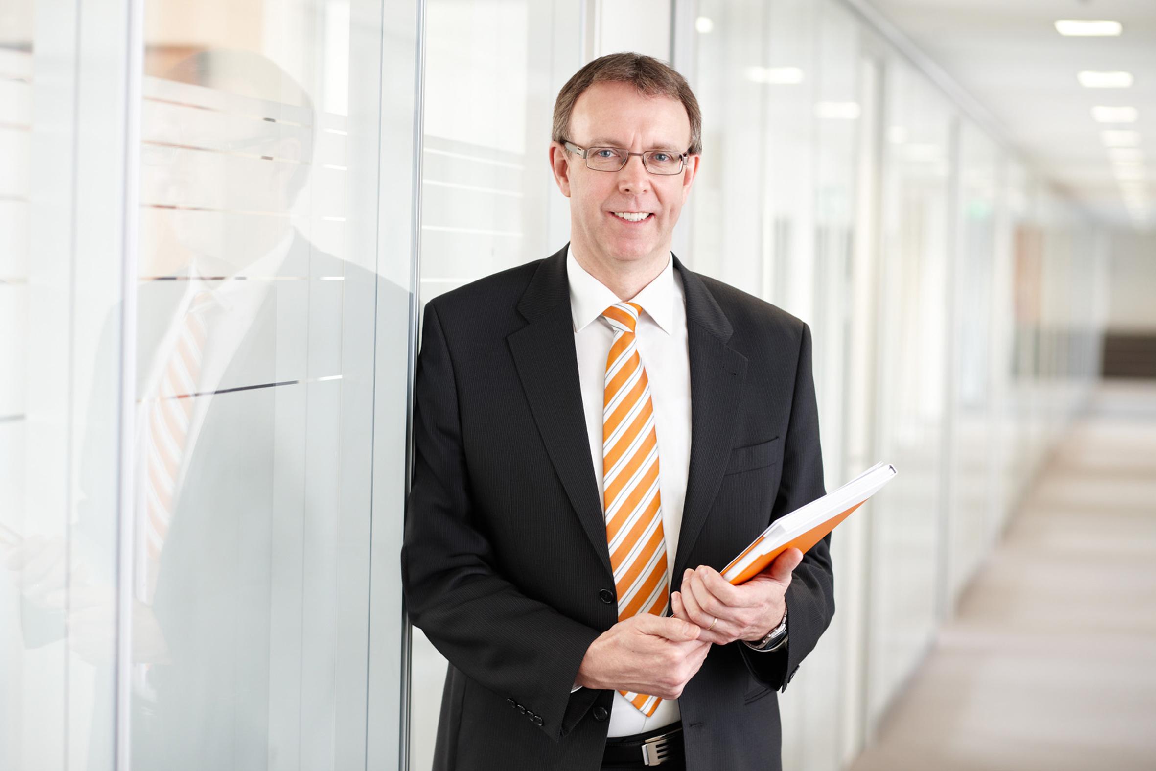 Dr. Eberhard Niggemann von der Weidmüller Akademie setzt auf vernetztes, digitales Lernen (Foto: Weidmüller)