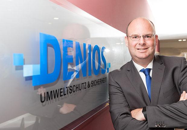 Es bewegt sich viel im oberen Management der DENIOS AG. Ulrich Lange komplettiert den DENIOS Vorstand als ein neues Mitglied.