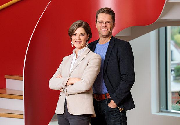 Barbara Jentschura leitet das Jentschura International nun gemeinsam mit Firmengründer Dr. h. c. Peter Jentschura und Diplom-Betriebswirt Matthias Buß.