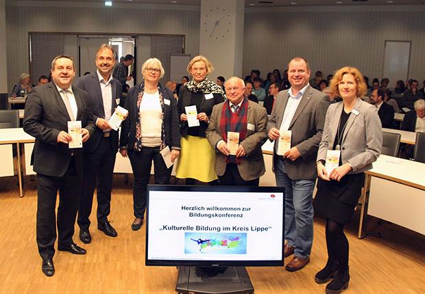 Eine Bildungskonferenz soll kulturelle Bildung in Lippe fördern.