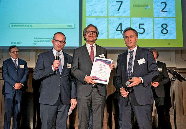 Spiekermann & CO AG überzeugte