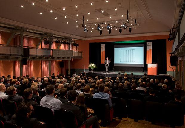 Das Weidmüller Gespräch findet jährlich zu unternehmensübergreifenden Themen statt