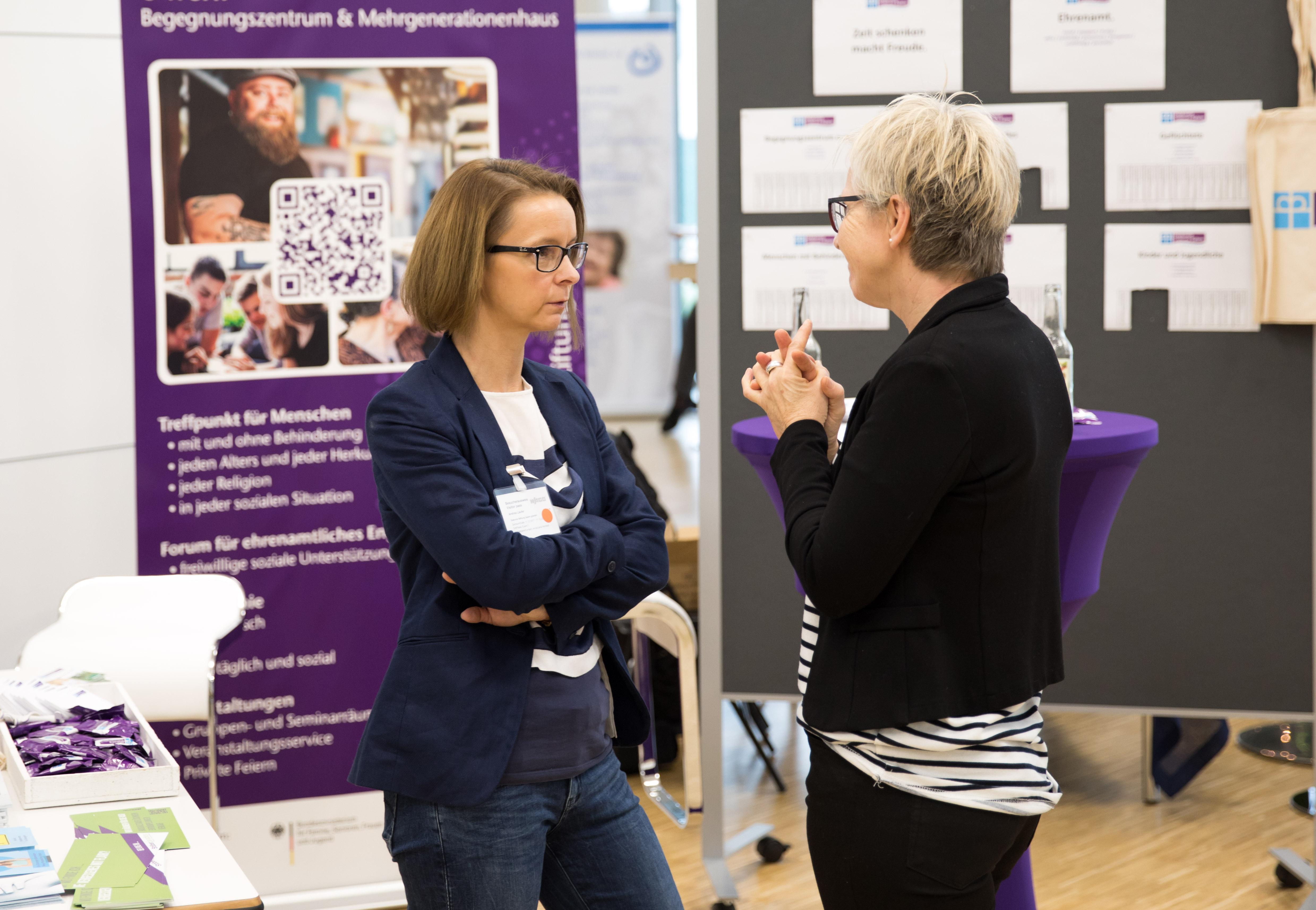 """Der """"Social Day"""" bei WAGO gab Mitarbeiterinnen und Mitarbeitern die Gelegenheit, sich zu engagieren (Foto: WAGO)"""