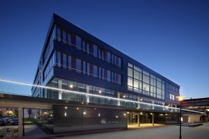 Im Fokus des Detmolder Unternehmens liegt auch die Zukunftsmeile in Paderborn (Foto: Universität Paderborn)