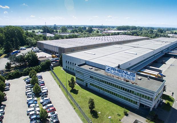 Rhenus Italien-Niederlassung in Mailand eine neue Partnerschaft mit den beiden deutschen Logistikfirmen Bursped und Köster & Hapke