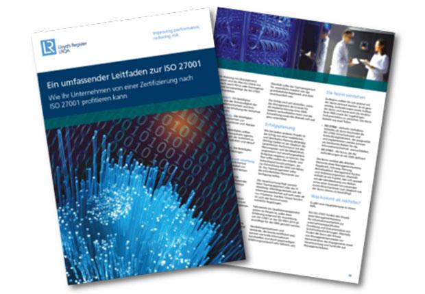 Im Jahre 2013 revidiert, ist die aktuell gültige Version die ISO/IEC 27001:2013.