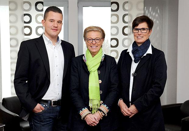 Jutta Hahler komplettiert die LR Geschäftsführung als externe Geschäftsführerin
