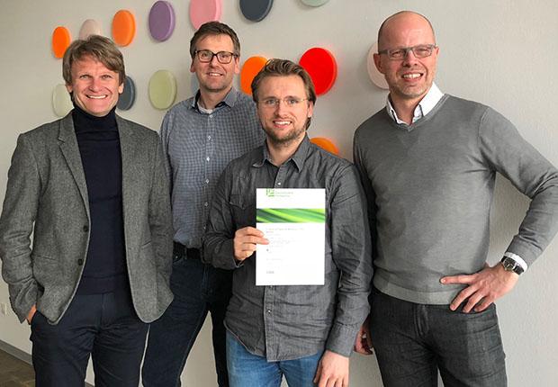 "Schendel & Pawlaczyk ist mit dem Titel ""Sustainable Company"" zertifiziert"