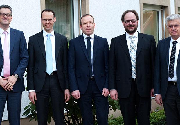 Kanzlei Tomik + Partner ist in den letzten fünf Jahren auf über 30 Mitarbeiter gewachsen.