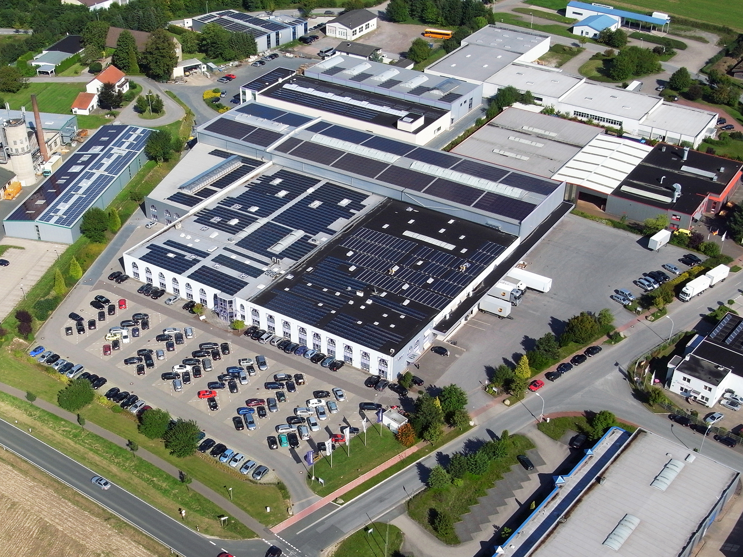"IT-Systeme ""made in OWL"" kamen auch 2017 gut an (Foto: WORTMANN AG)"