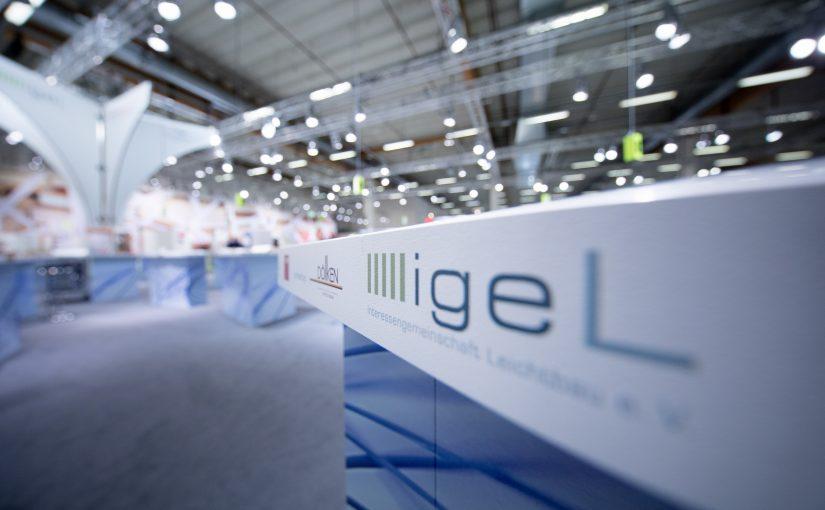 igeL auf der ZOW: Starke Plattform für den Möbelleichtbau