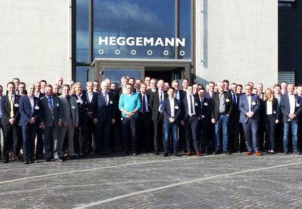 "HEGGEMANN AG ist Gastgeber der ""SPACE Deutschland e.V."""