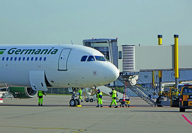 Neues Ziel ab FMO: Germania fliegt nach Marokko