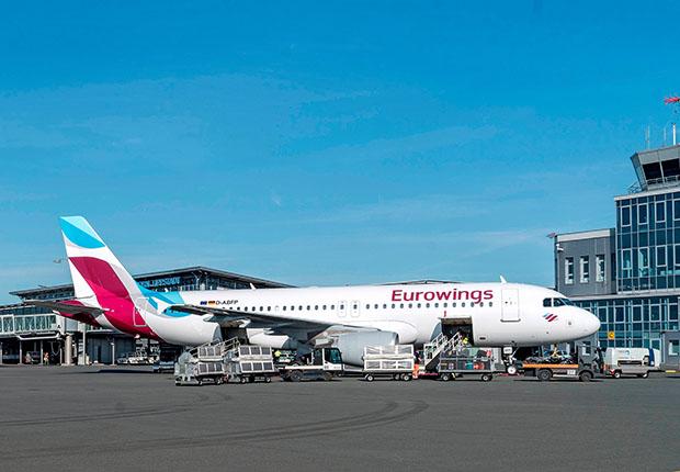 Eurowings erhöht das Mallorca-Angebot