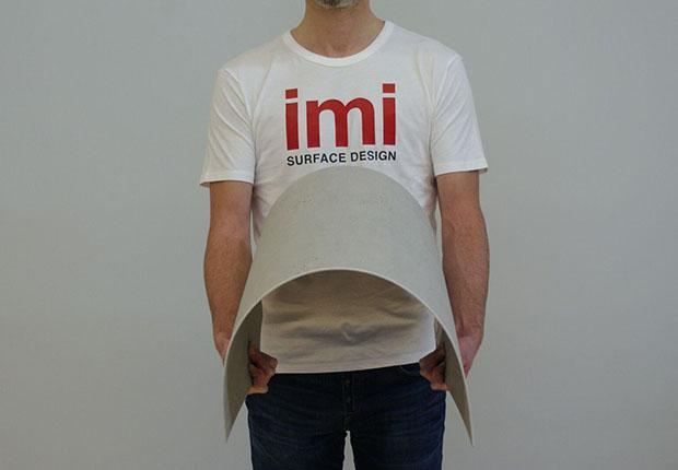 imi ist Spezialist für Oberflächen-Imitationen, auch in Beton-Optik.