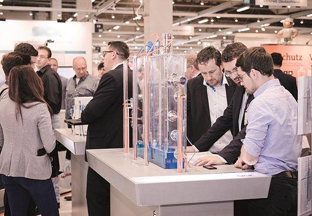 Ein halbes Jahr vor der 14. FMB – Zuliefermesse Maschinenbau 2018